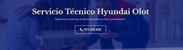 Servicio técnico hyundai olot 972396313