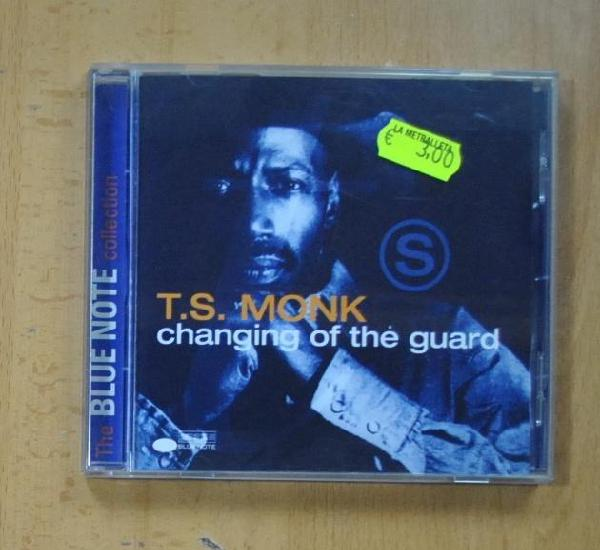 T.s monk - changing of the guard - the blue note collection