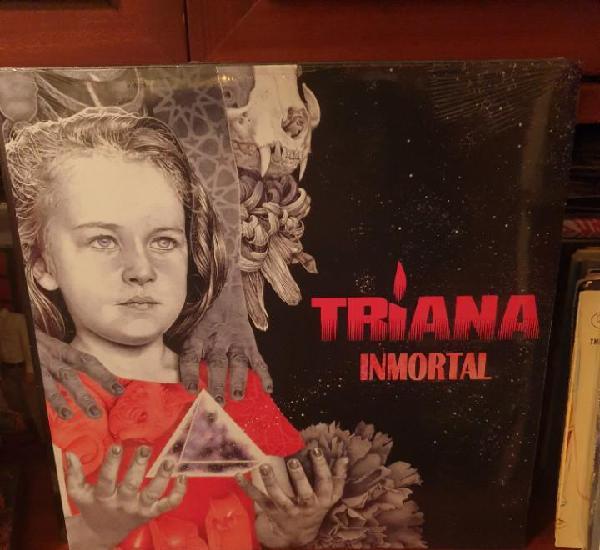 Triana / inmortal / danmart editorial 2018