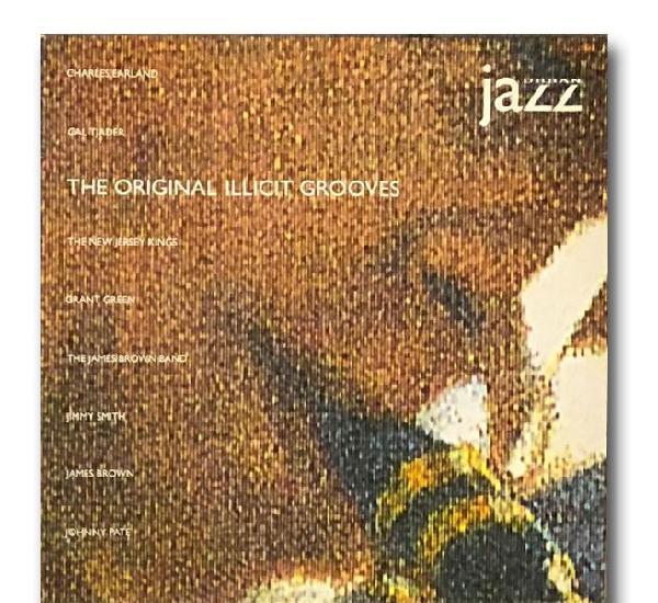 V/a - urban jazz - the original illicit grooves