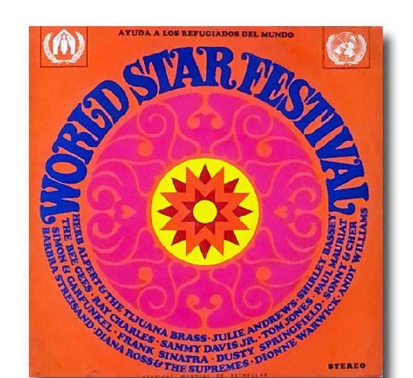 V/a - world star festival