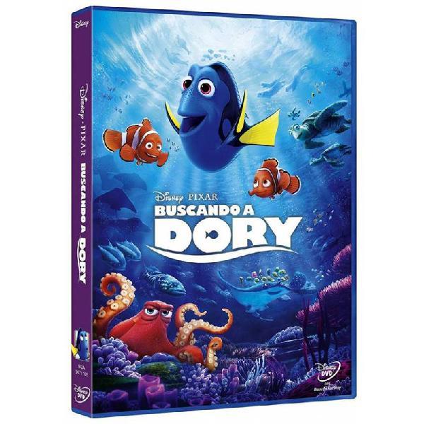 Buscando a dory (finding dory)