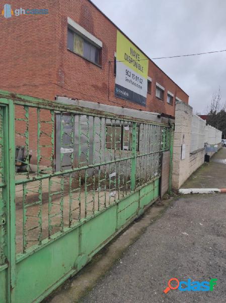 Venta o alquiler de nave industrial en Alcalá de Henares 1