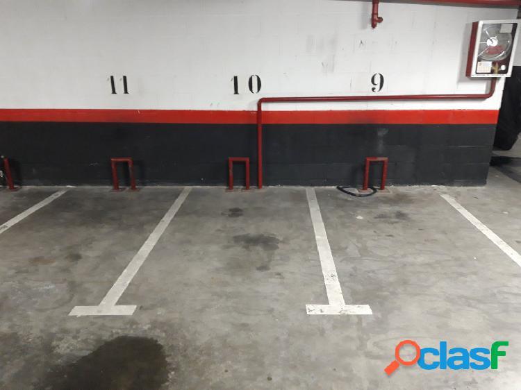 Venta plazas de garaje para moto
