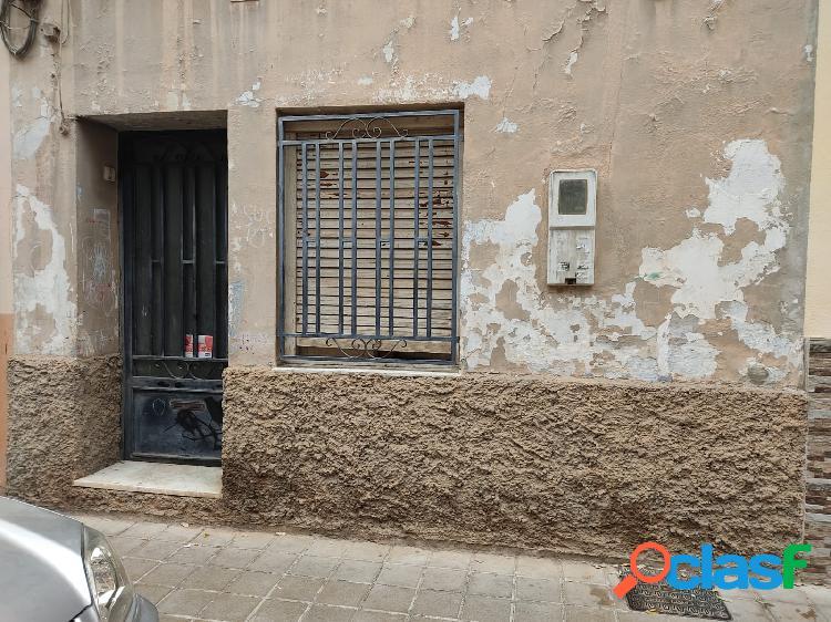 Casa venta en castellón zona hospital provincial, 60 m., fachada 4 metros