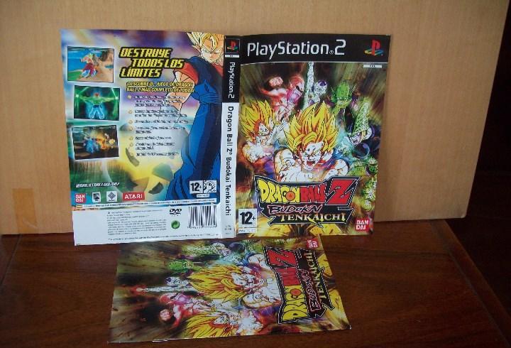Dragon ball z:budokai tenkaichi - playstation 2 solo