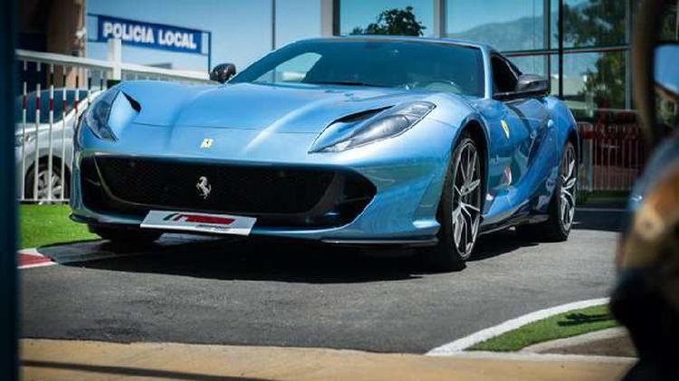 Ferrari 812 superfast *heaven on earth*