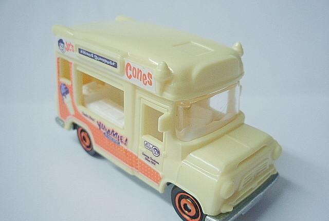 Matchbox mb778 a 43 ice cream van