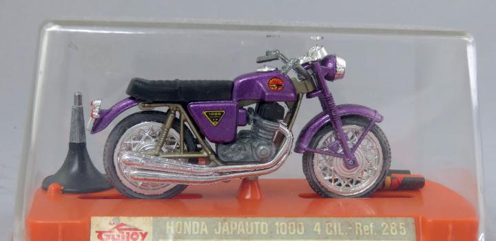 Moto honda japauto 1000 4 cil ref 285 nueva en caja con