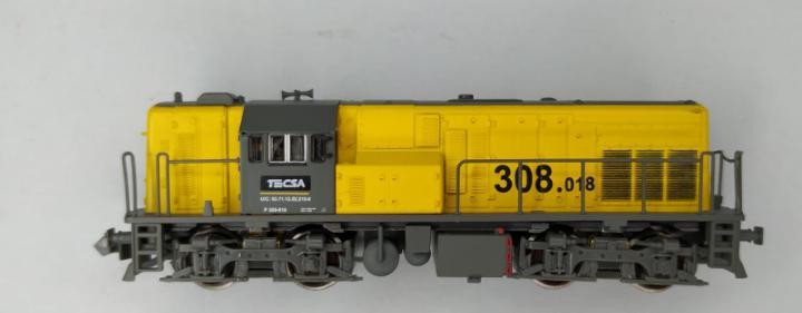 Renfe.star train 308