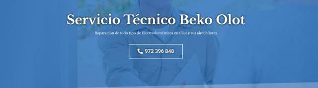 Servicio técnico beko olot 972396313
