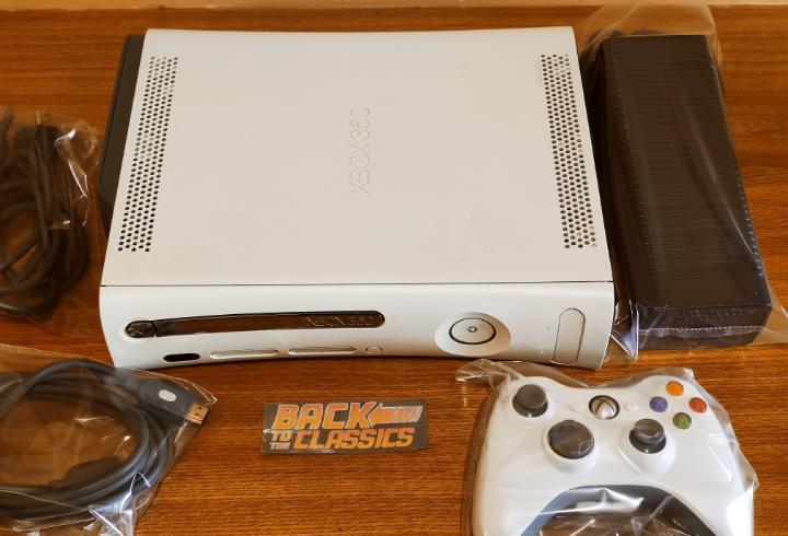 X box 360 60 gb