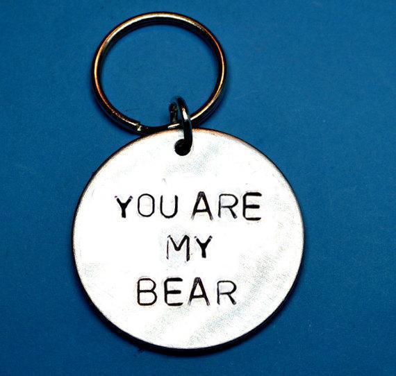 Usted es mi oso, regalo de novio para san valentín regalo,