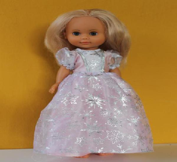 Muñeca princesa b.b. made spain años 80