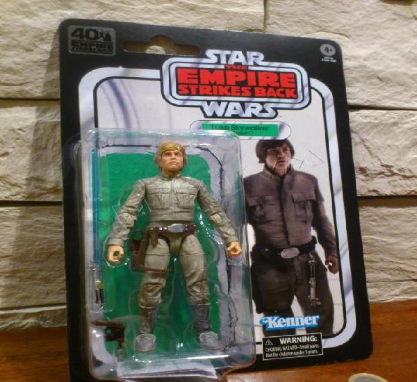 Star wars - figura - luke skywalker - bespin - 40