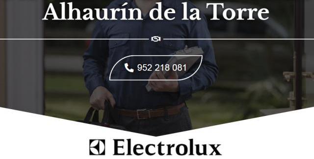 Servicio técnico electrolux alhaurín de la torre 952210452