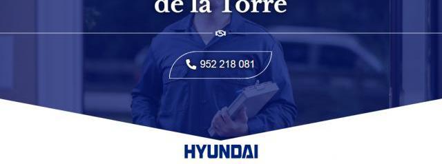 Servicio técnico hyundai alhaurín de la torre 952210452