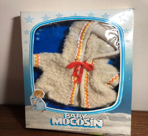 Caja blister abrigo baby mocosin muñeca toyse