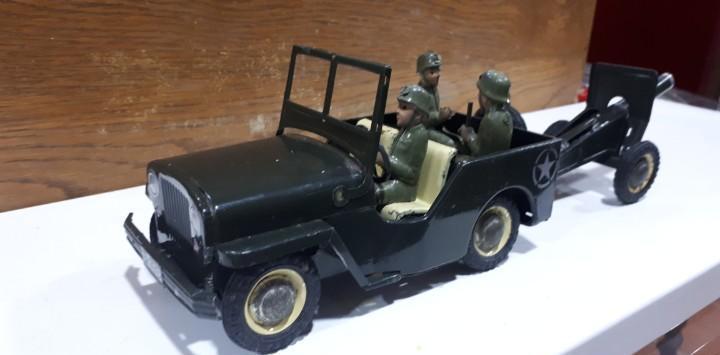 Jeep de industria ibense