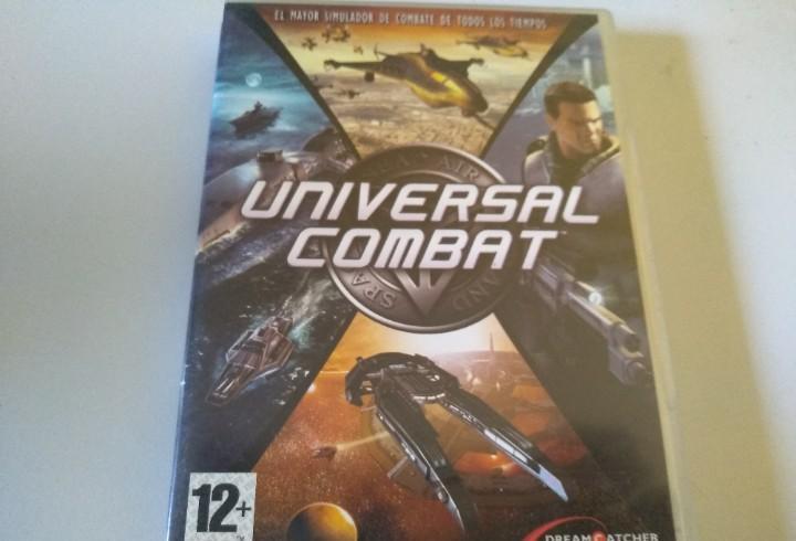 Universal combat pc