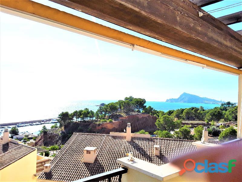 Apartamento con preciosas vistas en alta