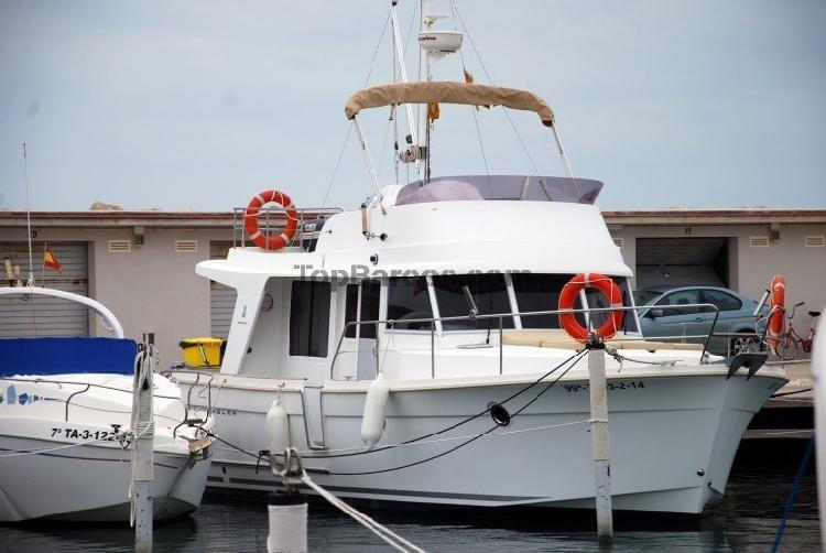 Bénéteau swift trawler 34