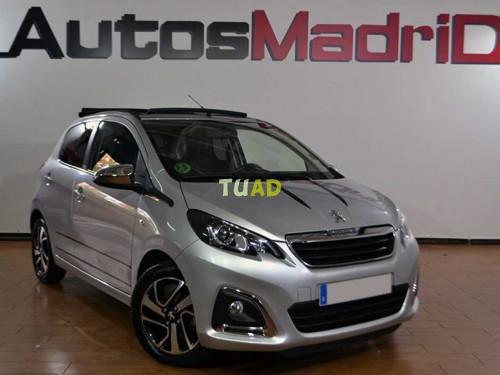 Peugeot 108 top! allure vti 52kw (72cv)
