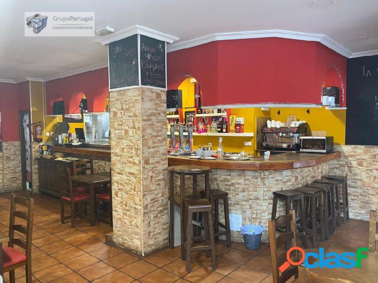 Alquiler bar restaurante 100 m² con terraza, en zona getafe