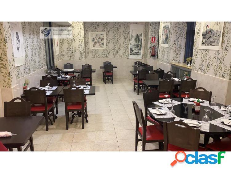 Traspaso de bar restaurante en madrid zona centro universidad.