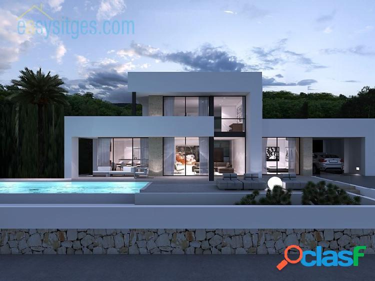 Elegante casa de nueva construcción: elegir su tierra, la distribución de la casa y aletas! sin parcela