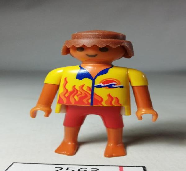 Playmobil 4637 surfero playa vacaciones (zceta)