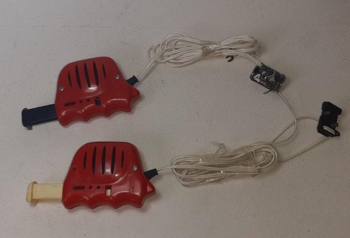 Scalextric exin: antiguos mandos made in spain ref. 215
