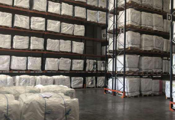 Ssacos big bag para embalaje industrial químico y