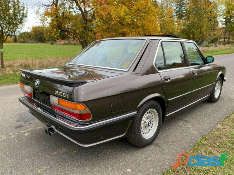 BMW 528i1986 184 CV 1