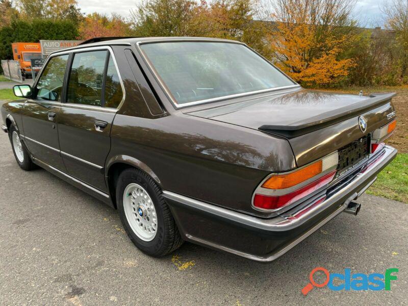 BMW 528i1986 184 CV 2