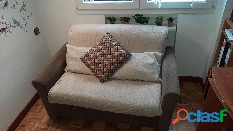 Sofa cama 120cm
