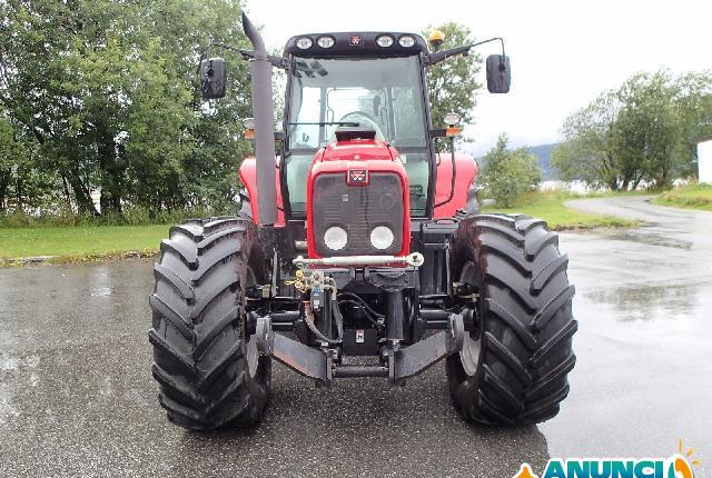 Massey ferguson 7475-4 dyna vt tractor precio 3.500 € -