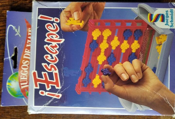 Escape! juegos schmidt de viaje -