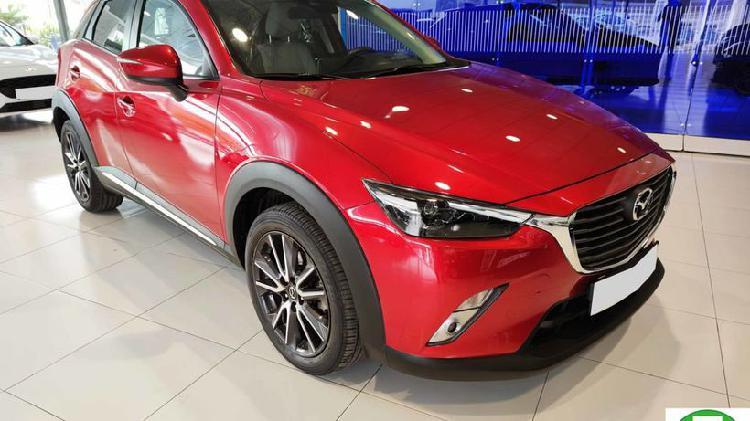 Mazda cx-3 1.5d luxury pack white 2wd