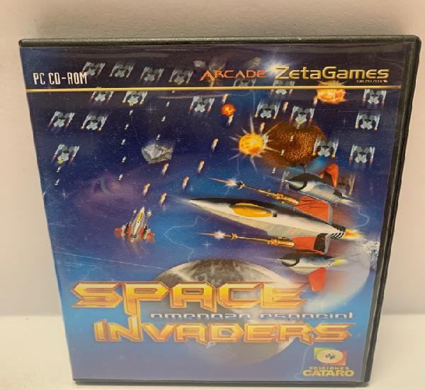 Pc 736 space invaders juegos pc segunda mano
