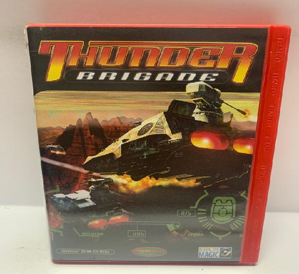 Pc 737 thunder brigade juegos pc segunda mano