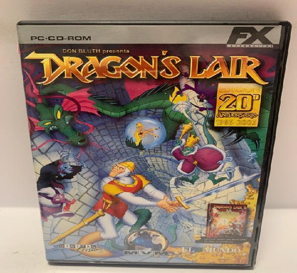Pc 742 dragons lair juegos pc segunda mano