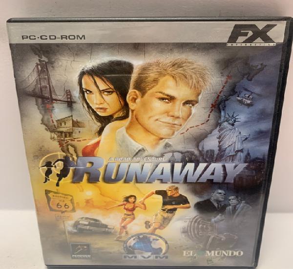 Pc 743 runaway juegos pc segunda mano