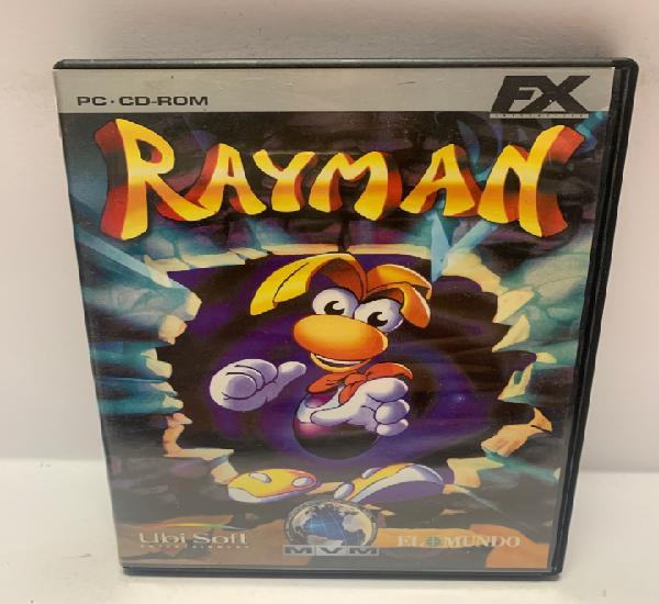 Pc 748 rayman juegos pc segunda mano