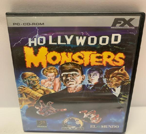 Pc 750 hollywood monster juegos pc segunda mano