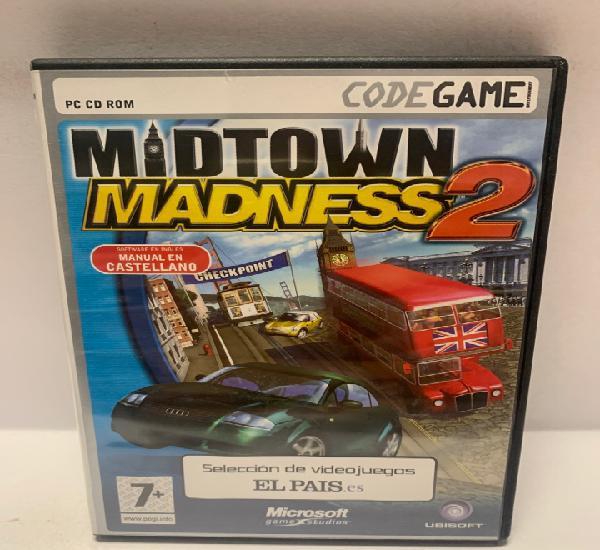 Pc 751 midtown madness 2 juegos pc segunda mano