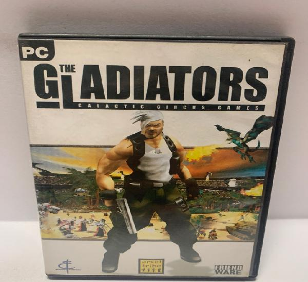 Pc 753 the gladiators juegos pc segunda mano