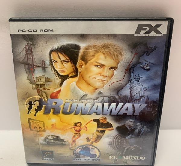 Pc 758 runaway juegos pc segunda mano