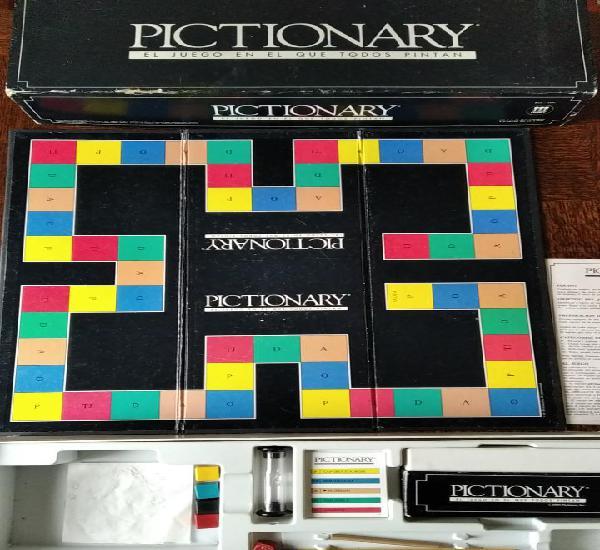 Pictionary, juego de mesa.