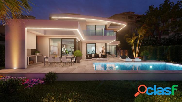 Lujosa villa de diseño en vent 3